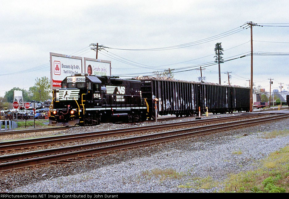 NS 5294 on WSX
