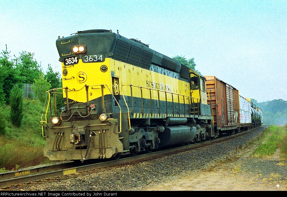 NYSW 3634 on WS-7
