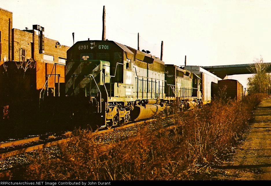BN 6701 on Q-271