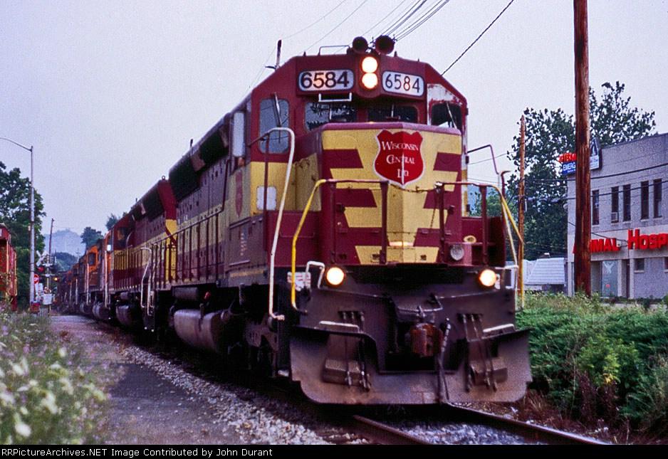 WC 6584 on SU-403