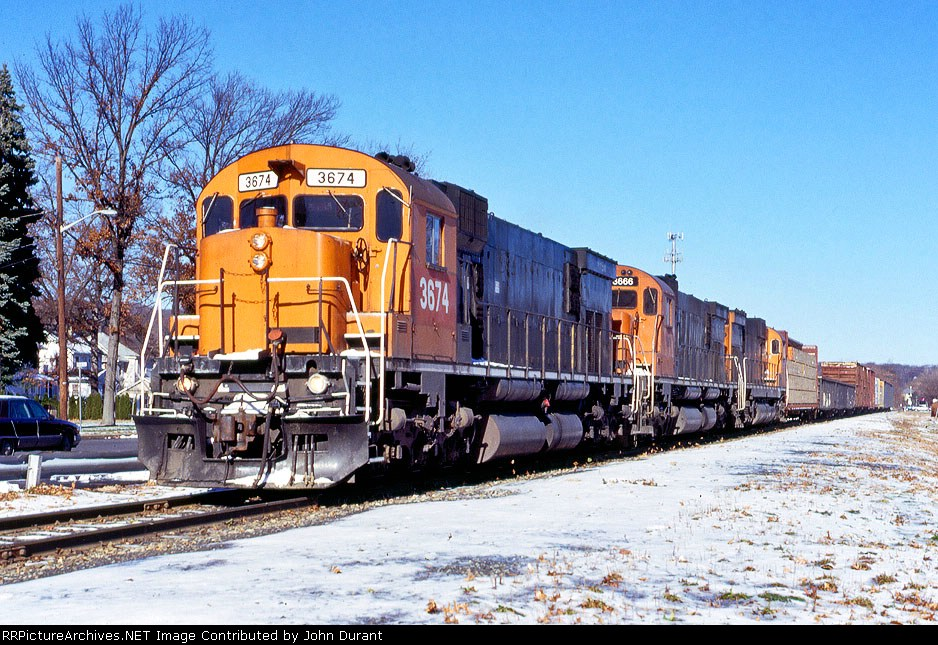NYSW 3674 on WS-2