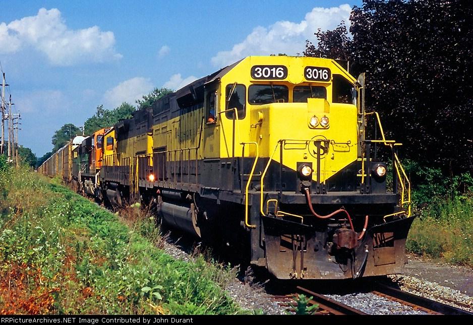 NYSW 3016 on SU-271