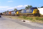 CSX 385 on SU-403