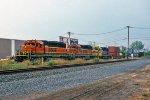 BNSF 7095 on 252