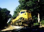 NYSW 4054 on train 258