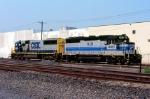 HLCX 4415 and CSX 8596
