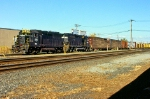 Oddball power for an oddball railroad
