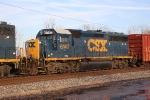CSX 6147 with 200mph taped numberboard