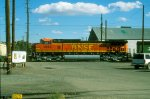 BNSF 4883 East