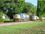 CSXT 29 Leading K817 back to Mulberry
