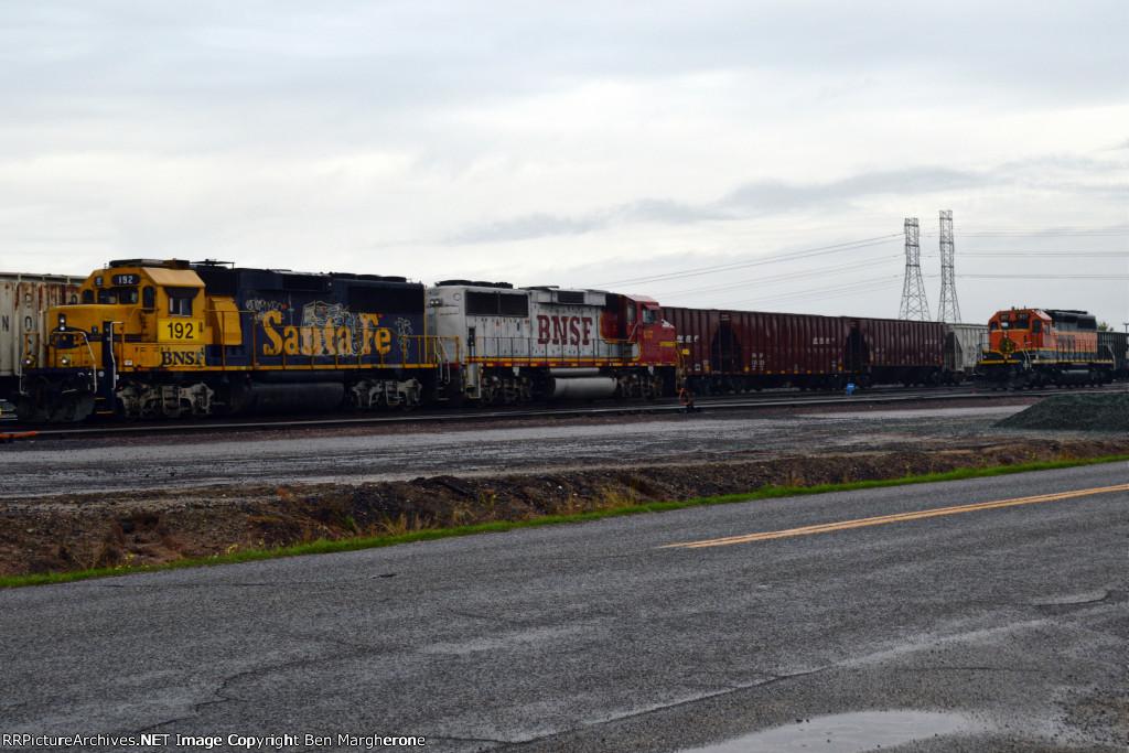 BNSF 192