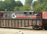MEC 501 at Rigby Yard
