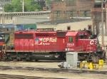 CP 5942 at Rigby Yard