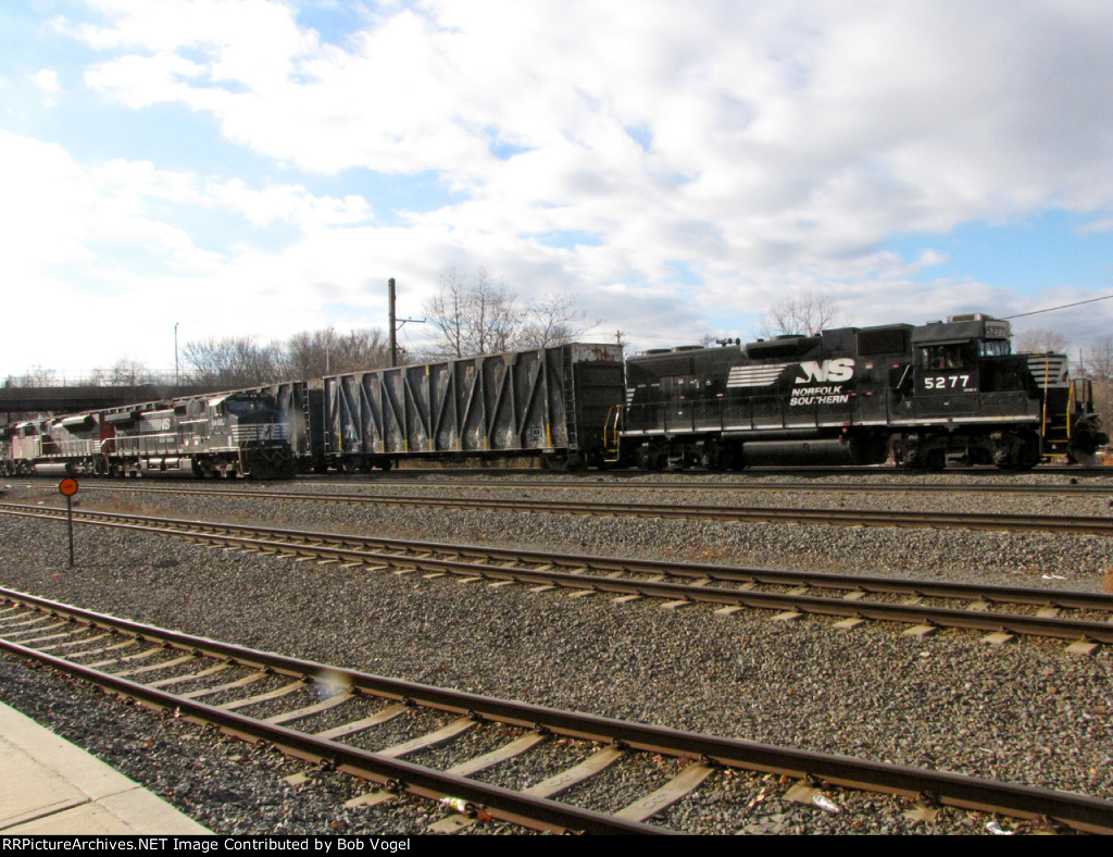 NS 5277 and 9492