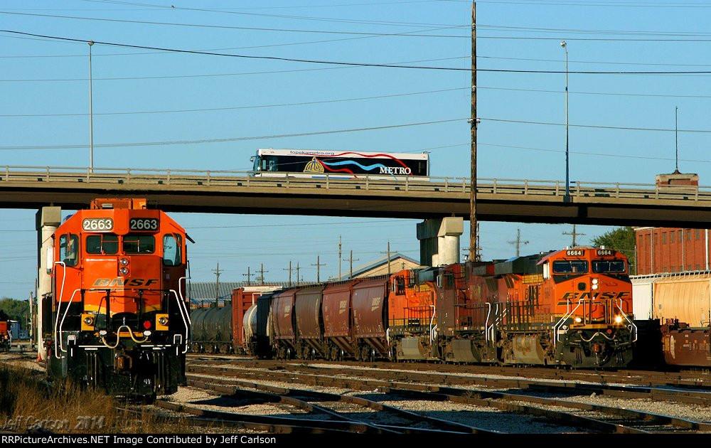 Trains & Transit