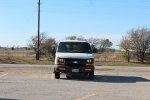 BNSF company van