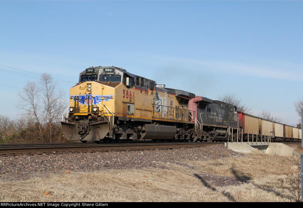 UP 5861