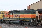 BNSF 2268