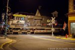 Night shot of the NS 6963 GoRail unit Dec 21 2014