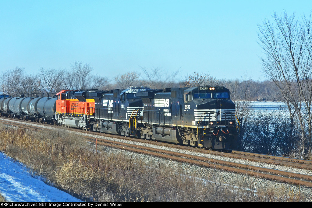 NS 9572,  CPs  River  Sub.