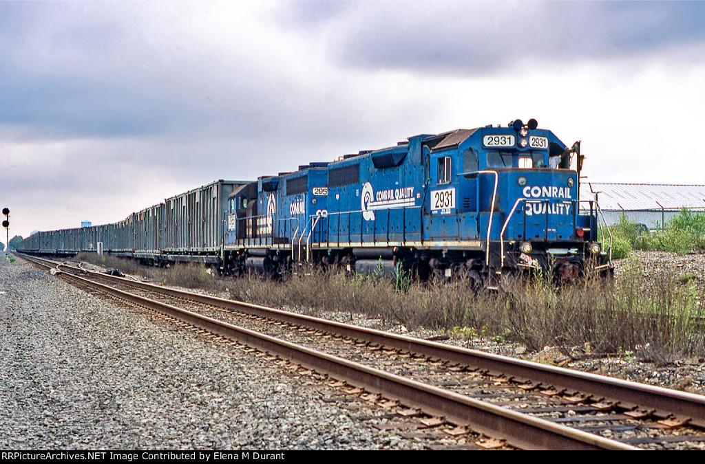 NS 2931 on H-74
