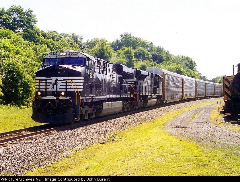 NS 7522 on 11J