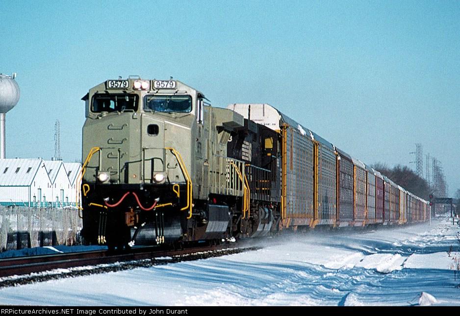 NS 9579 on 11J