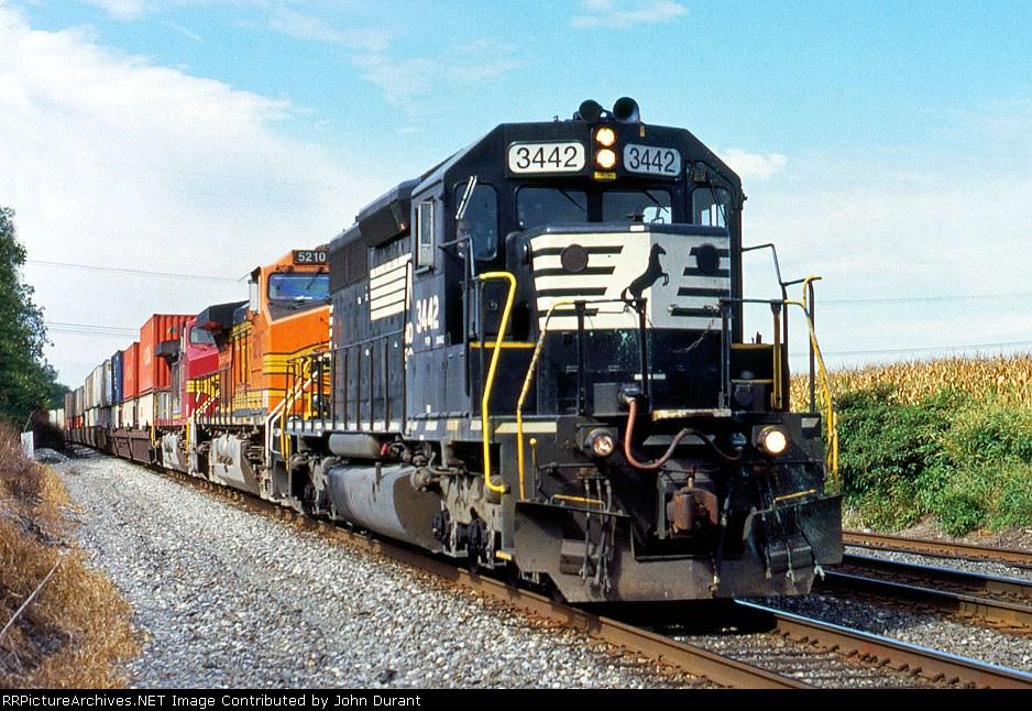 NS 3442 on 20G