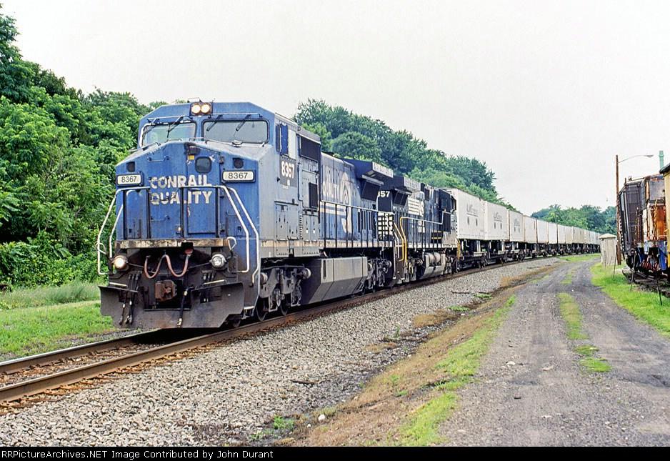 NS 8367 on 21M