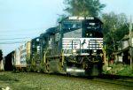 NS 9381 on 19G