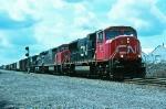 CN 5745 on 16T