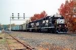 NS 5618 on H-55