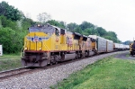 UP 5128 on 213