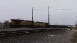 QEWWC-06 DPU's idles at UP Englewood Yard
