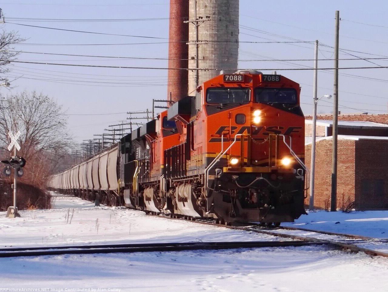 BNSF 7088-56V