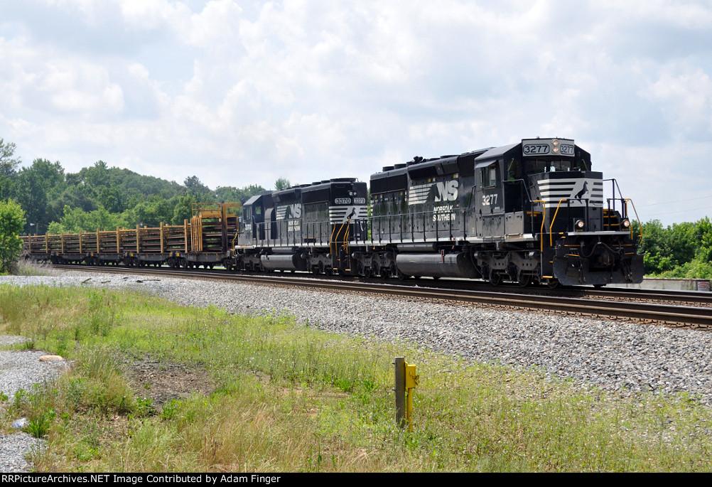 NS 3277 on NS 91G