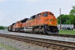BNSF 8758 on NS 732