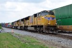 UP 4904 on NS 23N