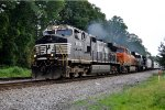 NS 9786 on NS 153