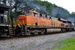 BNSF 7322