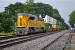 UP 8827 on NS G90 Whitaker Portion of NS 226