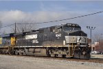 NS 9342 On NS 143 Eastbound