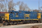 CSXT 2013 On CSX Y 101 In The New Yard At New River