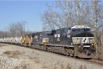 NS 7539 On NS 52 D Eastbound