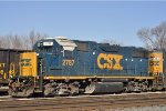 CSXT 2787 On CSX J 783 At New River Yard