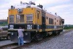 SRS 123 EMC St Louis Car Rail car 59'