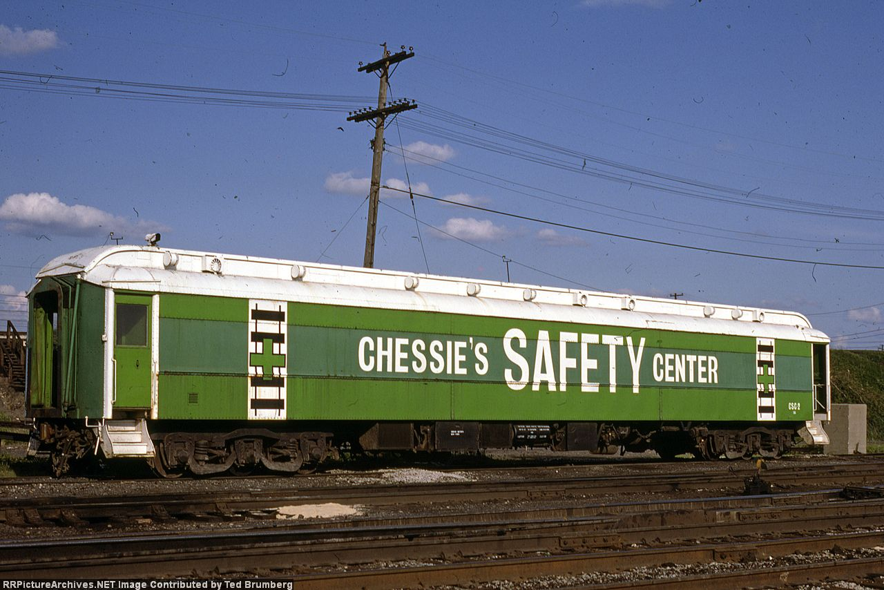 Chessie System #CSC-2