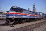 Amtrak #245