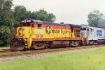 CSX 5533 (Chessie Paint)