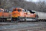 Rear DPU on grain train